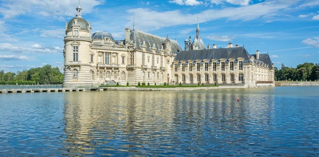 visite chateau de chantilly - prix horaires avis