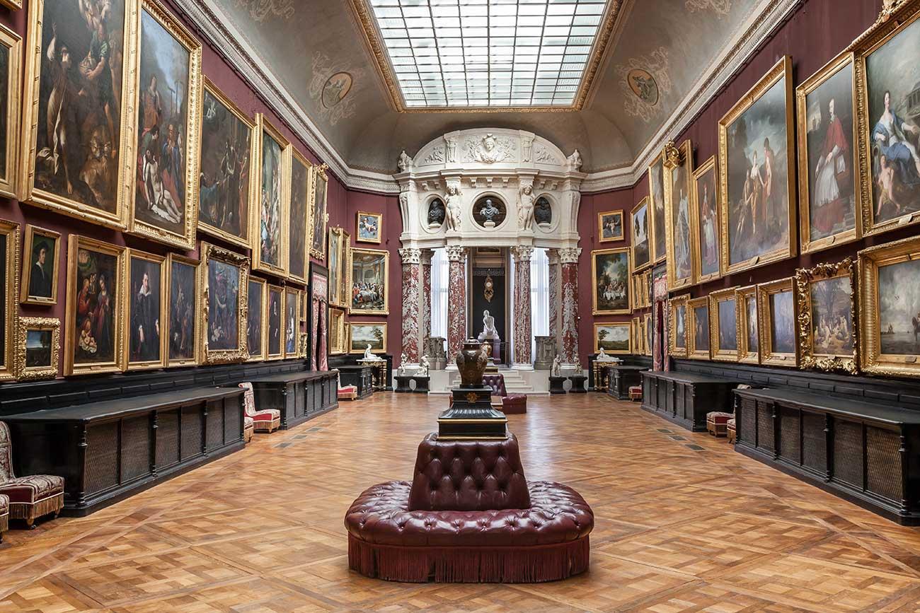 galeries de peinture