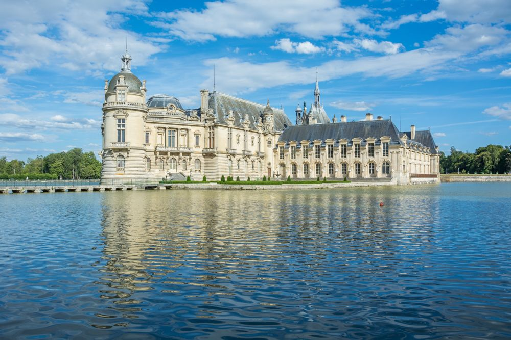 visite chateau de chantilly