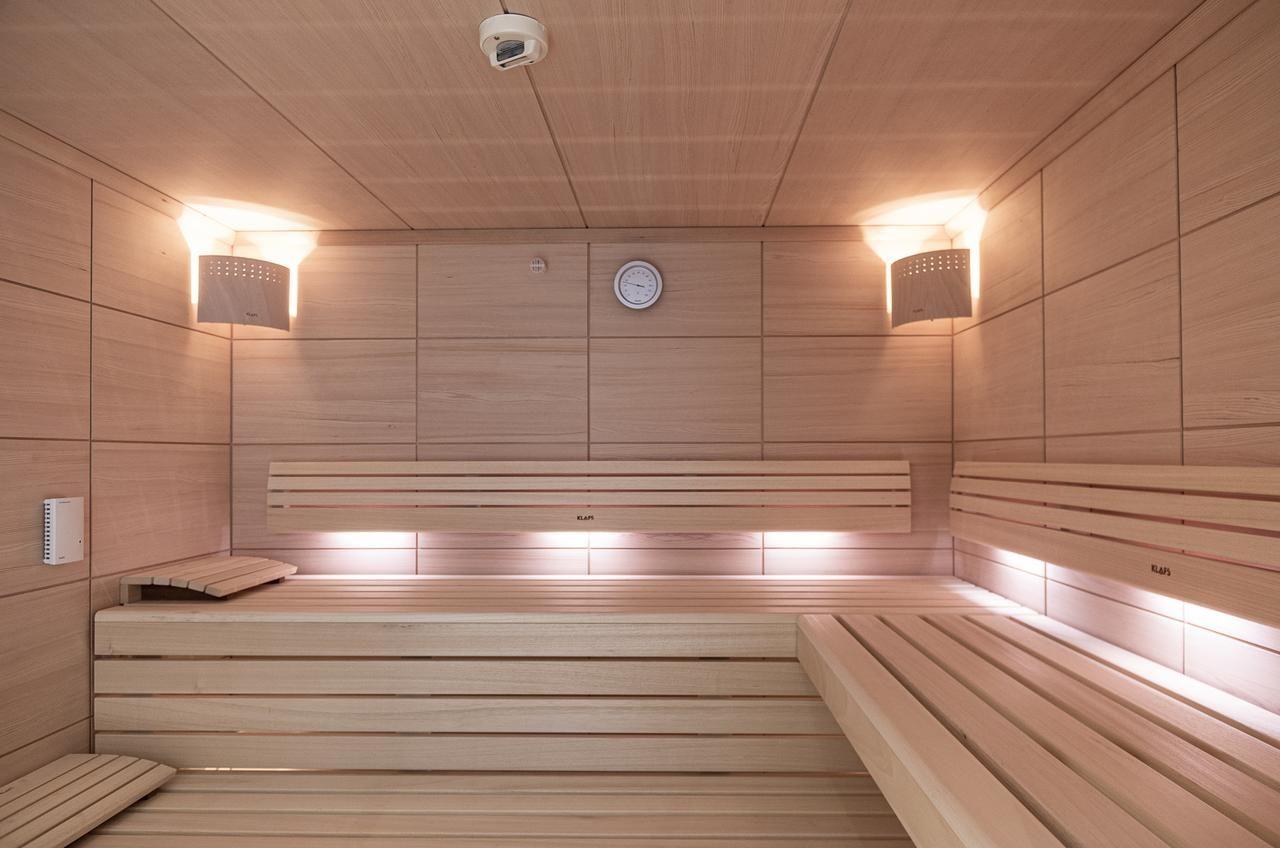sauna hotel Landstrasse