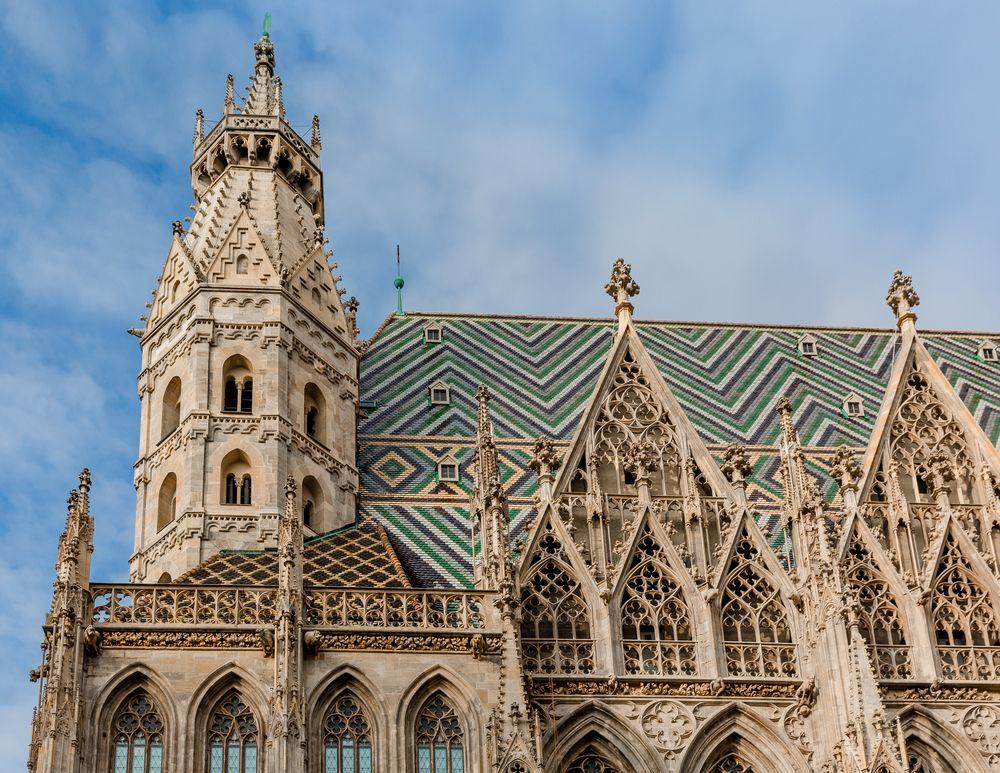 cathédrale saint etienne - vienne