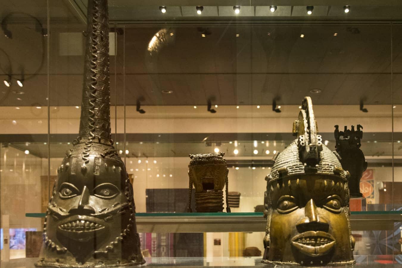 visite british museum - afrique
