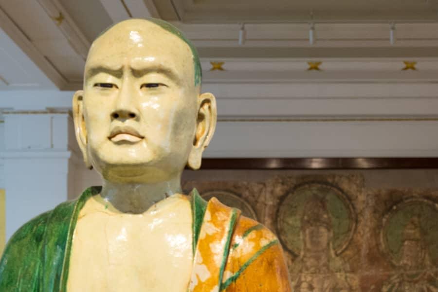 musée londres - département asie