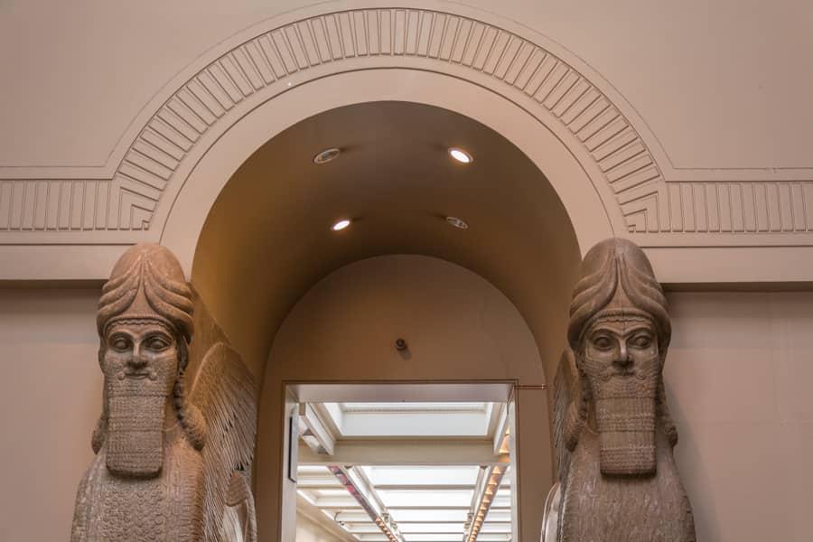 visite british museum - Mesopotamia