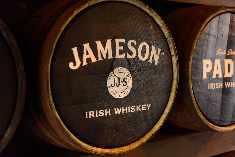 dublin pass - distillerie jameson