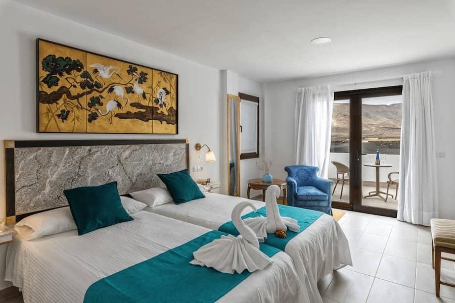 chambre hotel yaiza
